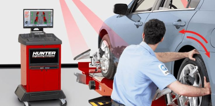 Vehicle Alignment Near Me >> Hunter Wheel Alignment Trustford