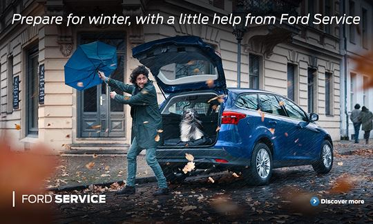 ford service tech line