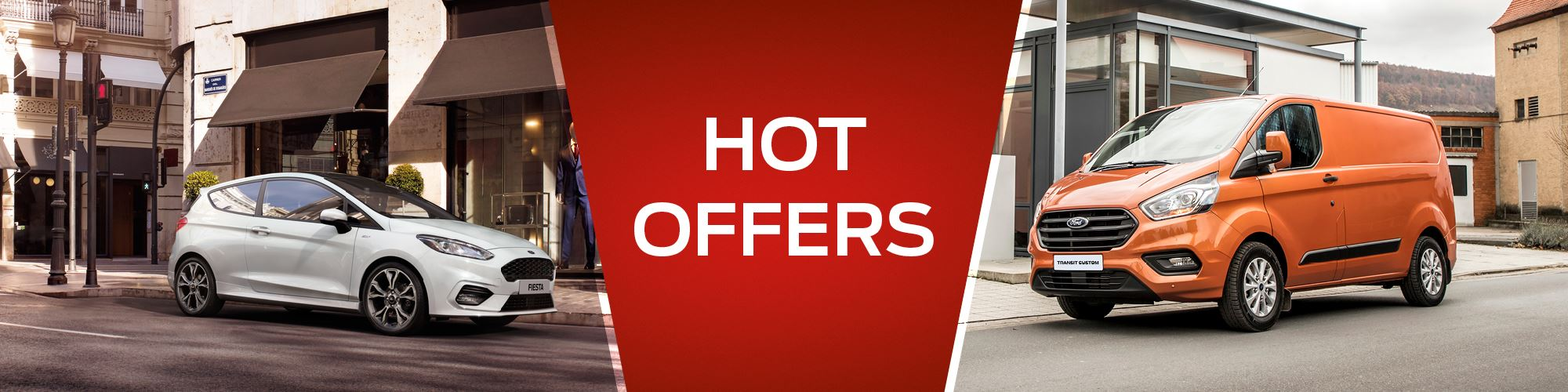 TrustFord Hot Offers