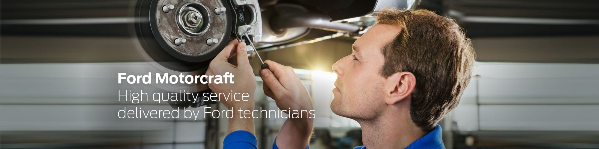 Ford Motocraft Service | TrustFord