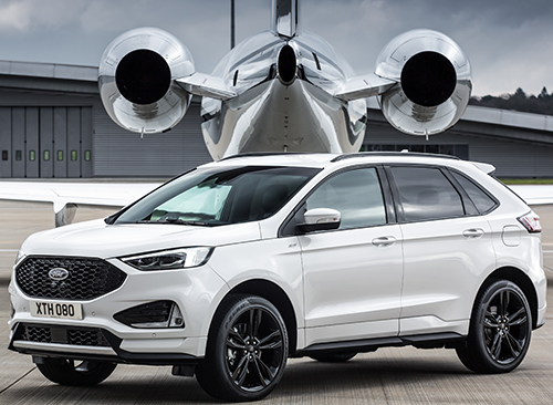 Powerful New Ford Edge 2018