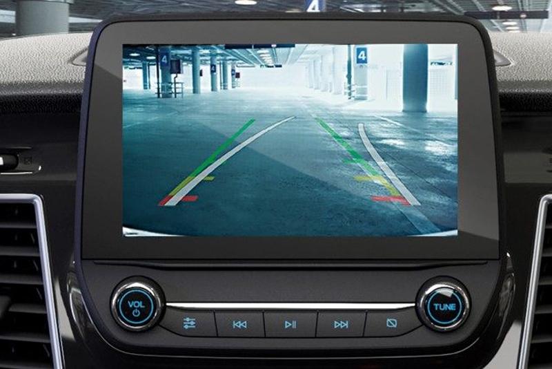 Rear-view camera
