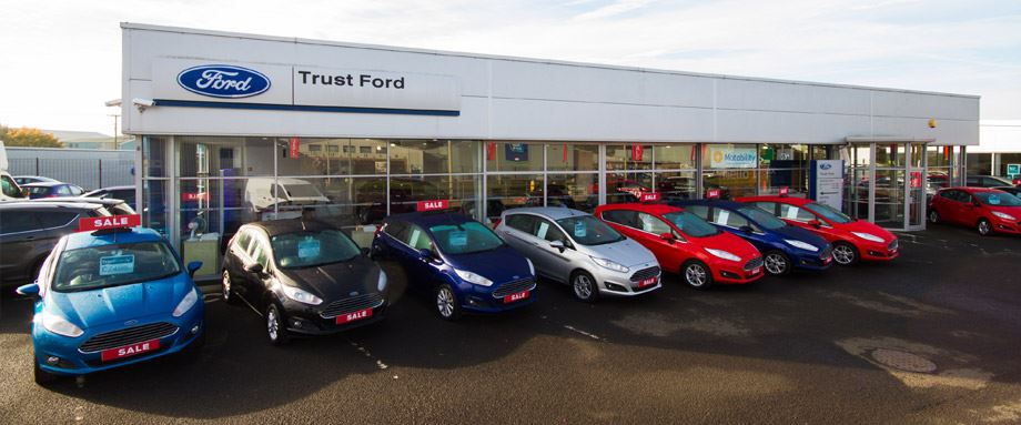Ford Dealer Locator >> Find A Ford Dealership Near You Trustford