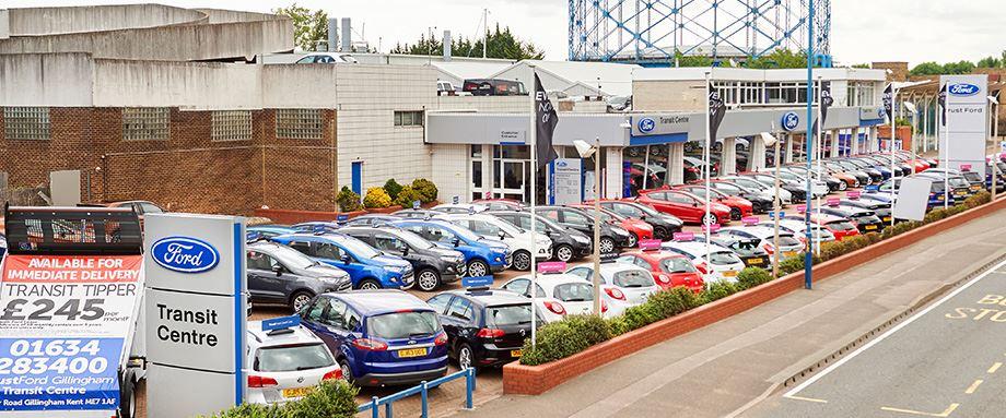Trust Ford Find A Transit Centre Dealer Near You