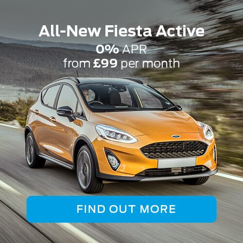 Fiesta Active Offer