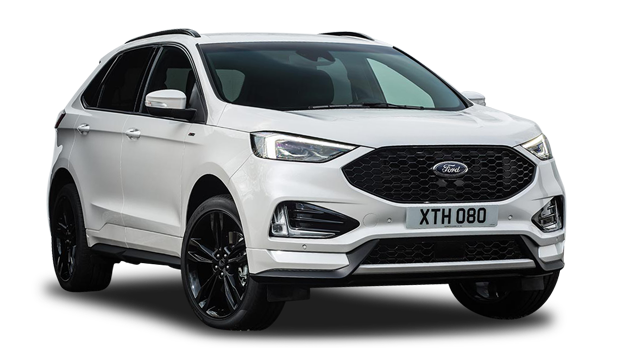 All New Ford Edge