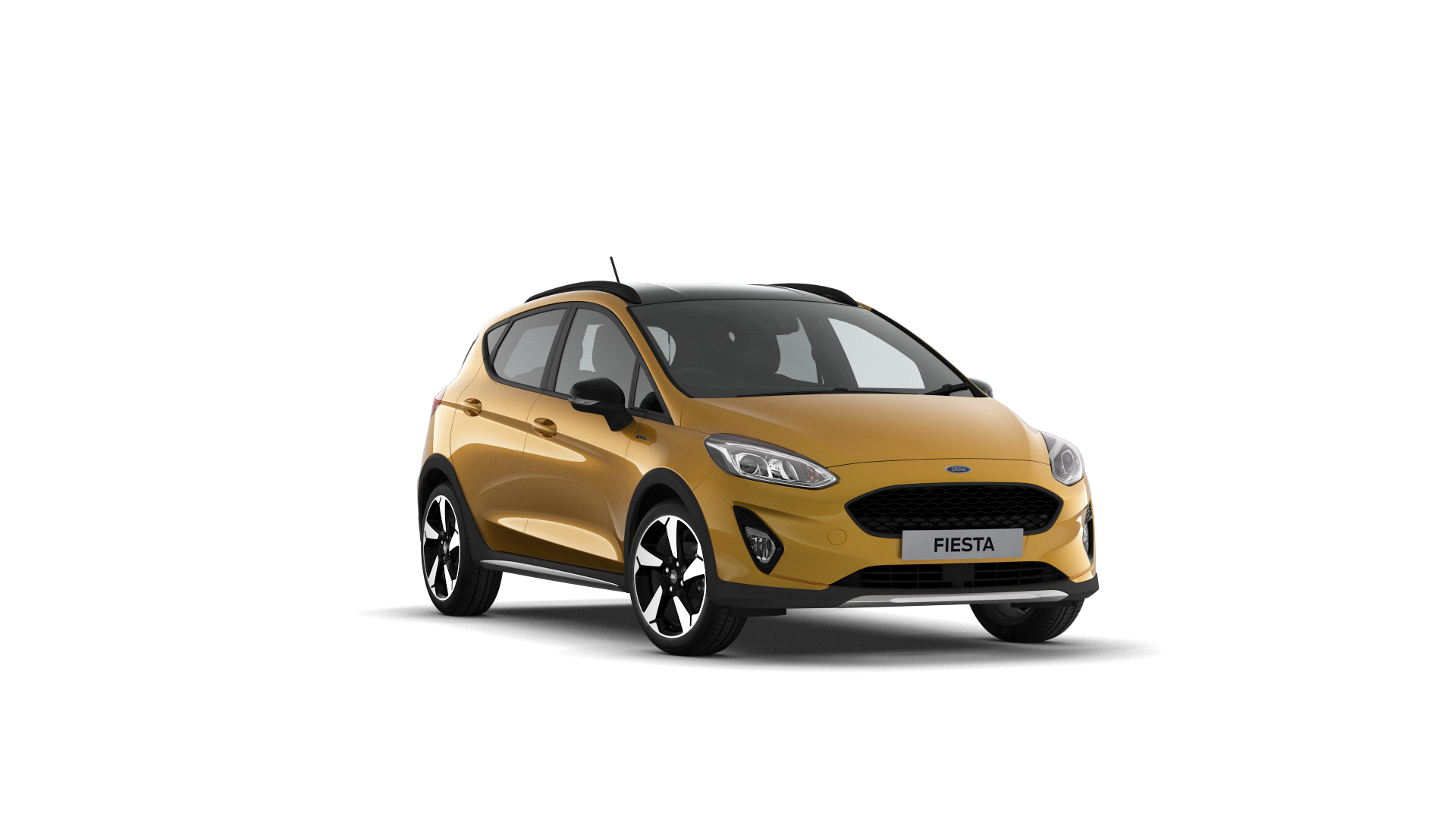 All-New Ford Fiesta Active