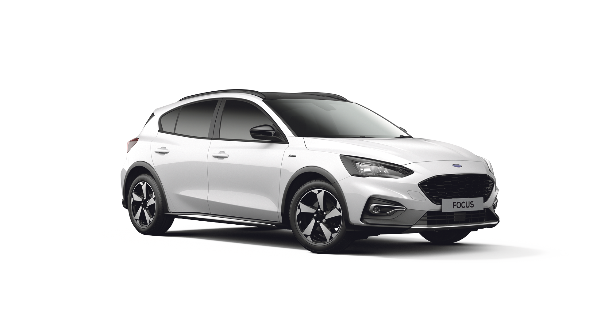 All New Ford Focus Active