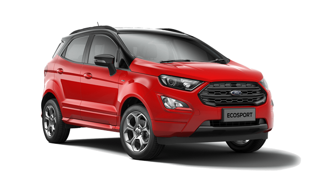 All-New Ford NEW ECOSPORT