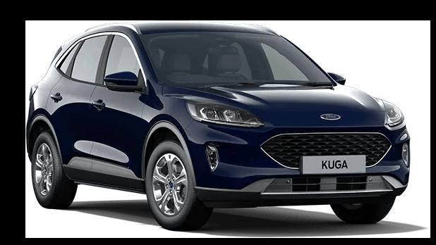 Ford Kuga Motability Offers Trustford