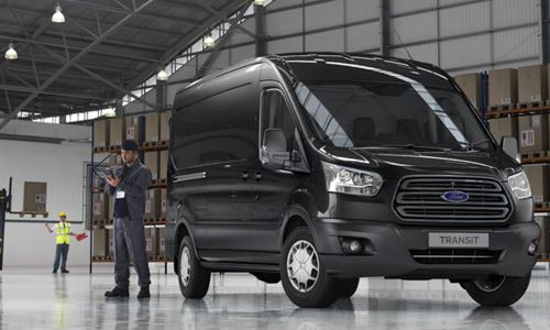 New Ford Transit Transit Centre Trustford