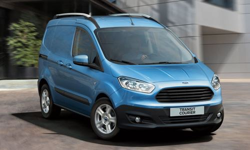 New Ford TRANSIT COURIER