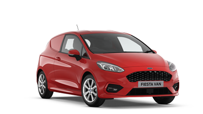 All–New Fiesta Sport Van