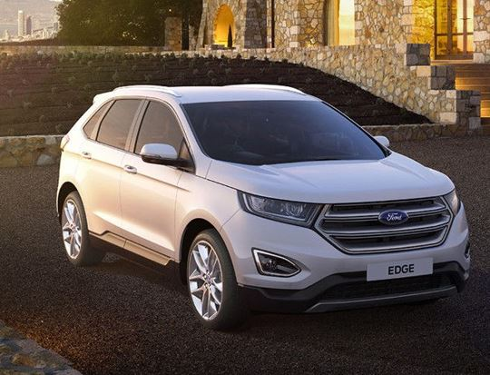 Used Ford Edge At Trustford