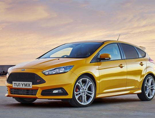 used ford focus st for sale trustford. Black Bedroom Furniture Sets. Home Design Ideas