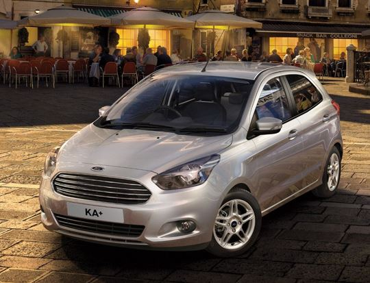 Used Ford Ka At Trustford