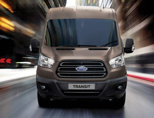 Used Ford Transit For Sale Trustford